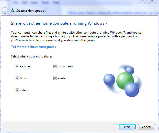 Windows 7 homework